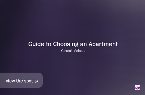 Choosing an apartment in Atlanta